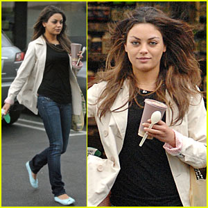 Earth to Mila Kunis!!!