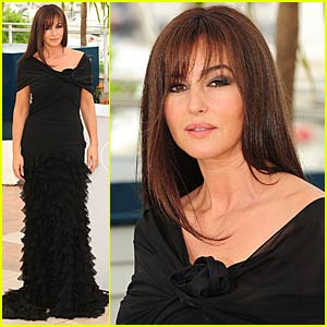 Monica Bellucci Does the Cannes Cannes