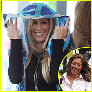 Heidi Montag's Pre-Mother's Day Celebration