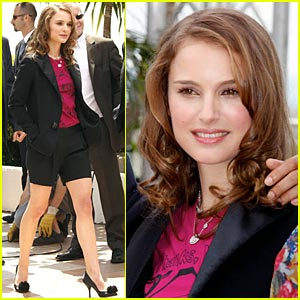 Natalie Portman Does the Cannes Cannes