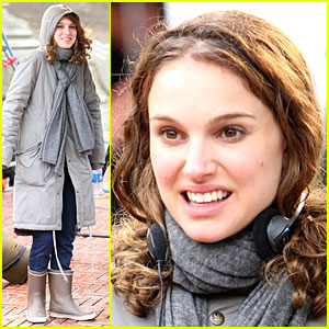 Natalie Portman is a Dating Director