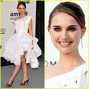 Natalie Portman is a Givenchy Girl