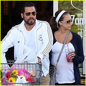 Newlyweds: Cash and Jessica