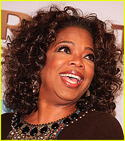 Oprah Goes Vegan!