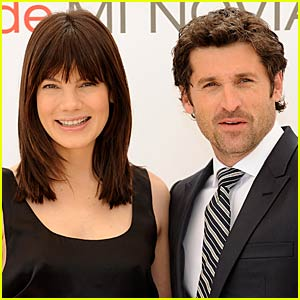 Patrick Dempsey and Michelle Monaghan Honor Spain