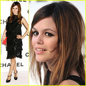 Rachel Bilson Channels Chanel