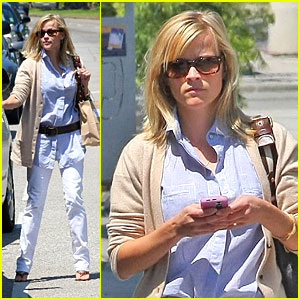 Reese Witherspoon's Still Legally Blonde