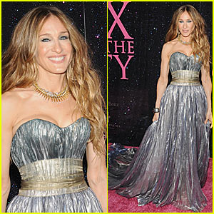 Sarah Jessica Parker @ Sex and the City Premiere