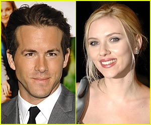 Scarlett Johansson & Ryan Reynolds: ENGAGED!