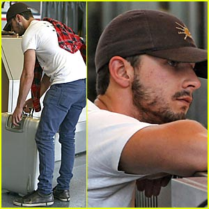 Shia LaBeouf: Welcome Back My Friends!