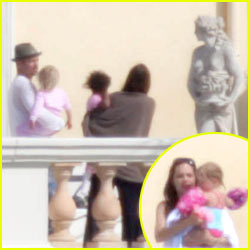 Shiloh Jolie-Pitt Has Wings