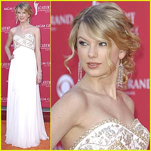 Taylor Swift @ 2008 Country Music Awards