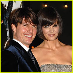 Tom Cruise & Katie Holmes: Housewarming Party This Saturday! And You're Not Invited!