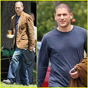 Wentworth Miller is a Pasadena Prince