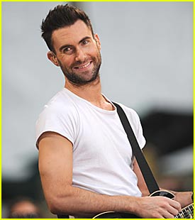 Adam Levine: Good Morning America!