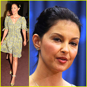 Ashley Judd is a Great Debater