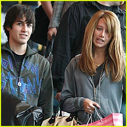 Ashley Tisdale & Jared Murillo Get Promise Rings