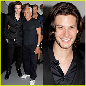 Ben Barnes: An Armani To Call My Own
