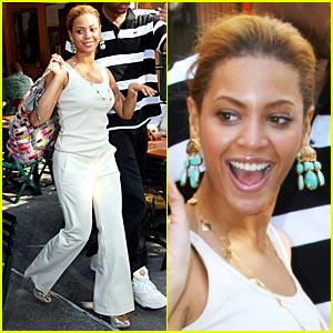Beyonce is Bar Pitti Proud