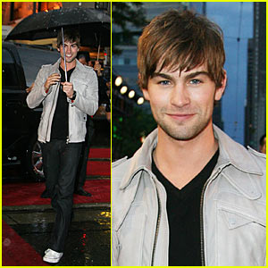 It's Raining Chace Crawford!