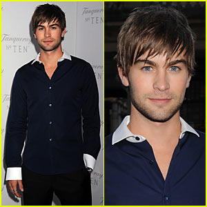 Chace Crawford is a TEN
