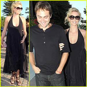 Charlize Theron and Stuart Townsend Battle in Seattle