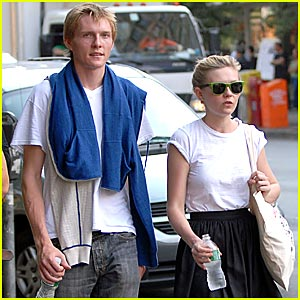 Kirsten Dunst: Meet My Brother, Christian!