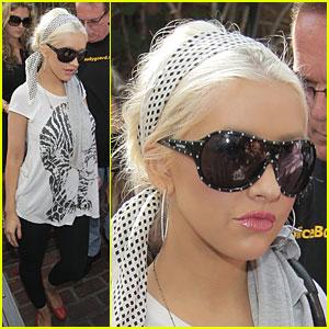 Christina Aguilera Enters Ivy League