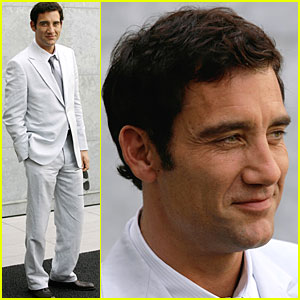 Clive Owen is an Italian Icon