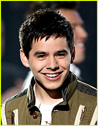 David Archuleta Signs Record Deal
