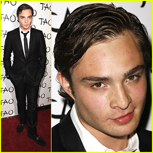 Ed Westwick is a Birthday Boy