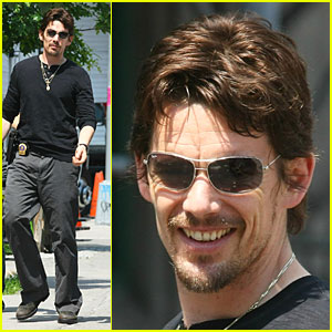 Ethan Hawke is Brooklyn's Finest