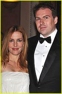 The X-Files: Gillian Anderson Pregnant