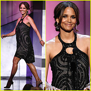 Halle Berry Roasts Warren Beatty