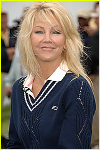 Heather Locklear Enters Rehab