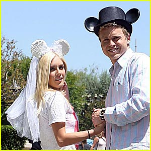 Heidi & Spencer's Day at Disneyland