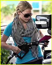 Hilary Duff: Pump it, Girlfriend!