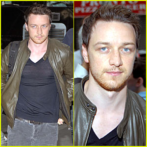 James McAvoy: My Six Pack is Real!
