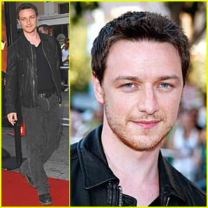 James McAvoy is a Wanted Hobbit