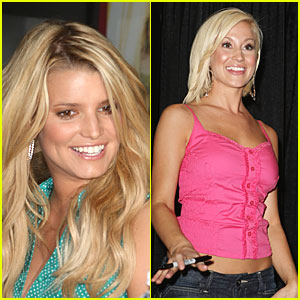 Jessica Simpson: Blondes Have More Fun!