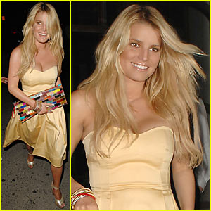 Jessica Simpson: Butter Me Up, Boys!