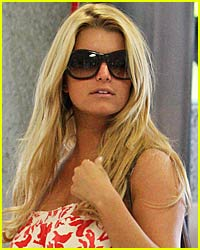 Jessica Simpson is Set to Jet