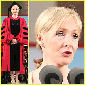 JK Rowling: Harry Potter Meets Harvard