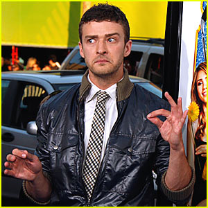 Justin Timberlake is Love Guru Confused