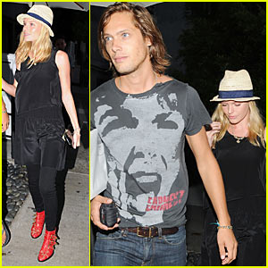 Kate Bosworth's OmniPeace Party