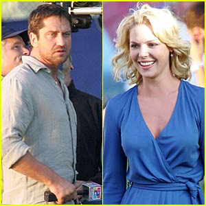 Katherine Heigl is Full of Hot Air