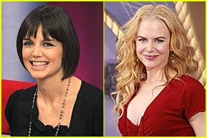 Katie Holmes Sends Nicole Kidman Baby Gifts