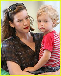 Liv Tyler and Milo Langdon Fly Away
