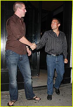The Bachelor's Matt Grant is Tall, Very Tall