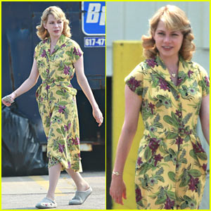 Michelle Williams Shudders on Shutter Island